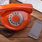 引越し時の固定電話の移転・解約・新規契約手続きの流れ